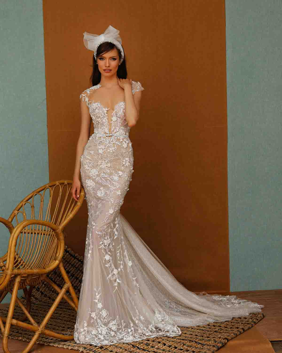 BERTA PRIVÉE SS 2021 Wedding Dress Collection 16