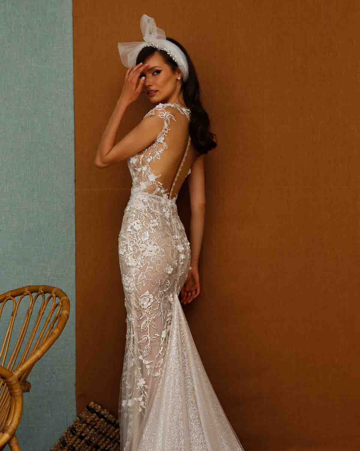 BERTA PRIVÉE SS 2021 Wedding Dress Collection 19
