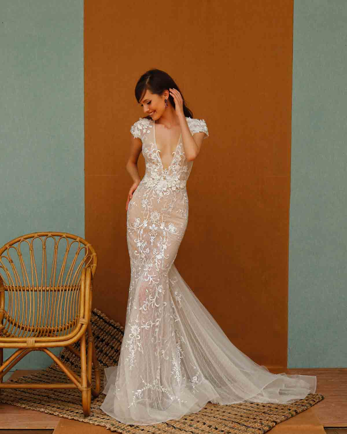 BERTA PRIVÉE SS 2021 Wedding Dress Collection 20