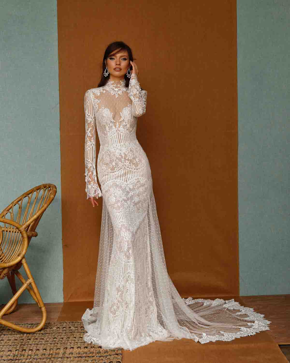 BERTA PRIVÉE SS 2021 Wedding Dress Collection 22