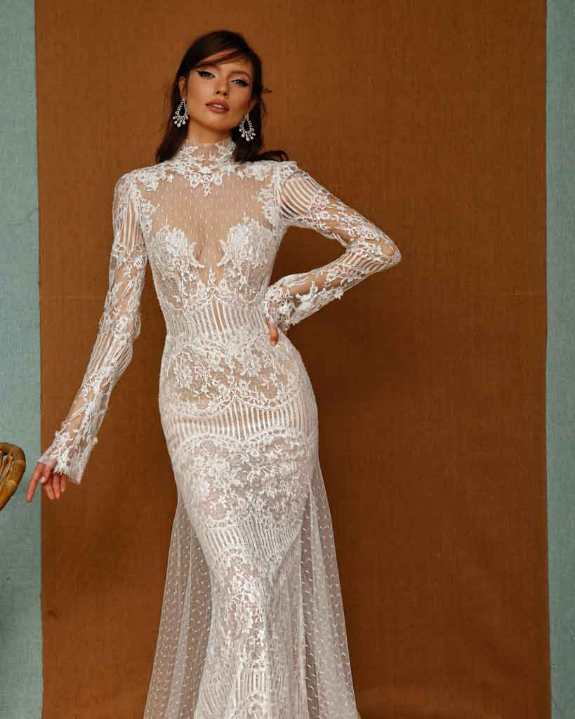 BERTA PRIVÉE SS 2021 Wedding Dress Collection 23