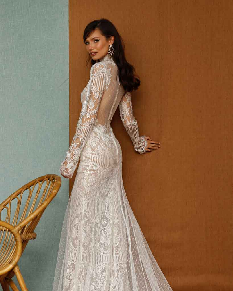 BERTA PRIVÉE SS 2021 Wedding Dress Collection 25