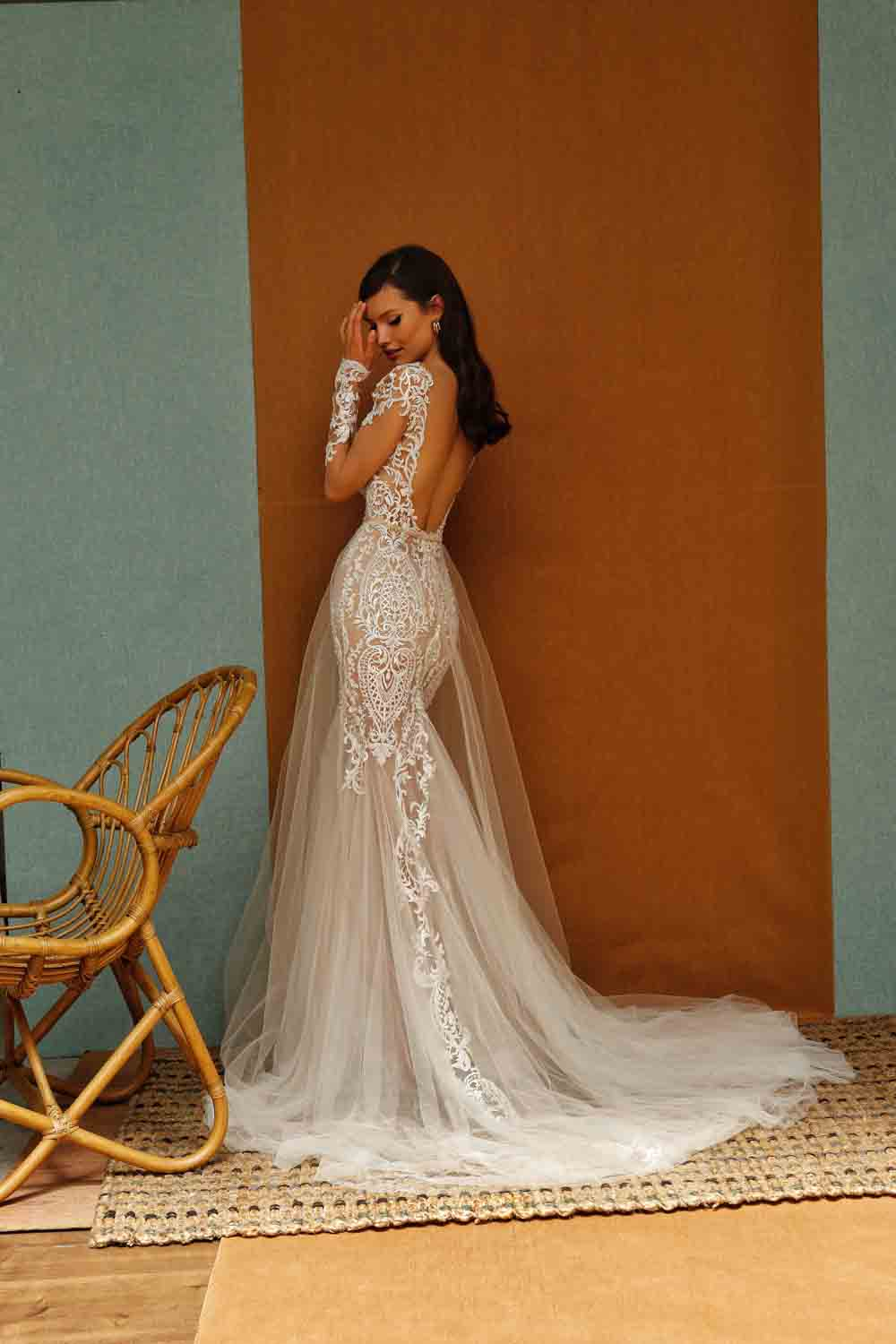 BERTA PRIVÉE SS 2021 Wedding Dress Collection 34