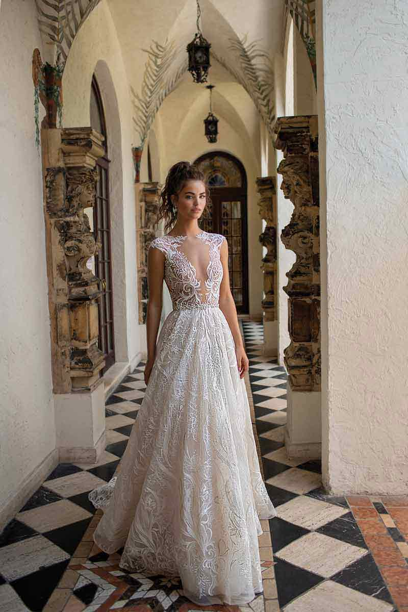 "b9bc865dc89a A confection of glittering luxury can be found in the BERTA Spring/Summer  2019 Miami collection where the designer strives to break what is ""normal""  in the ..."