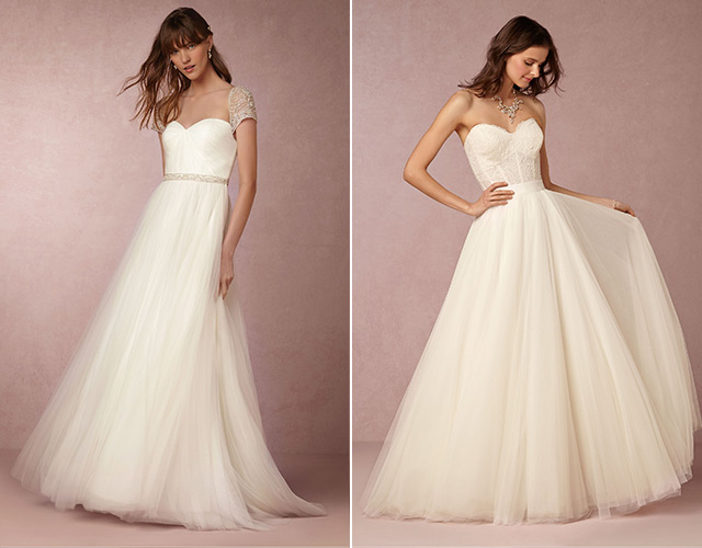 Types Of Wedding Gowns For Your Beach Empire Waist 1