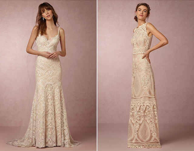 9 Types Of Wedding Gowns To Wear For Your Beach Wedding