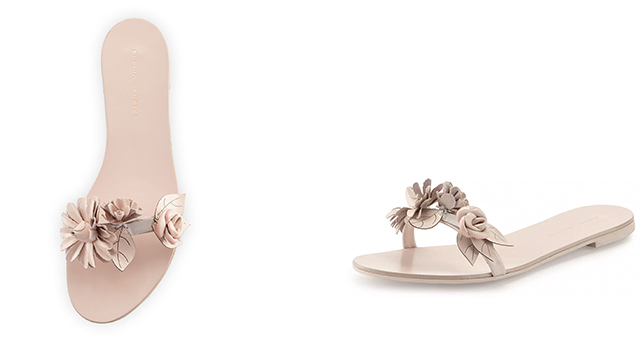 15 suitable wedding shoes for your beach wedding asia for Sophia webster wedding shoes