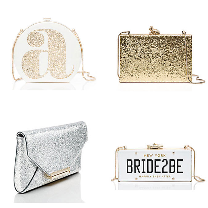 Which Kate Spade Bridal Clutch Are You?