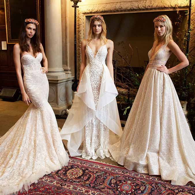 5 Reasons Why We're Falling in Love with Berta Bridal's New the Fall/Winter 2016 Collection