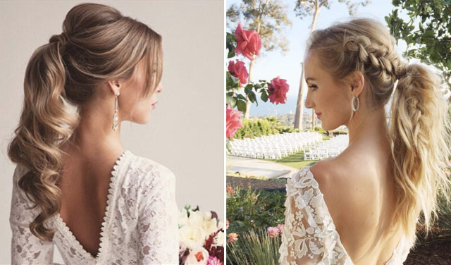 bridal hair trends 5