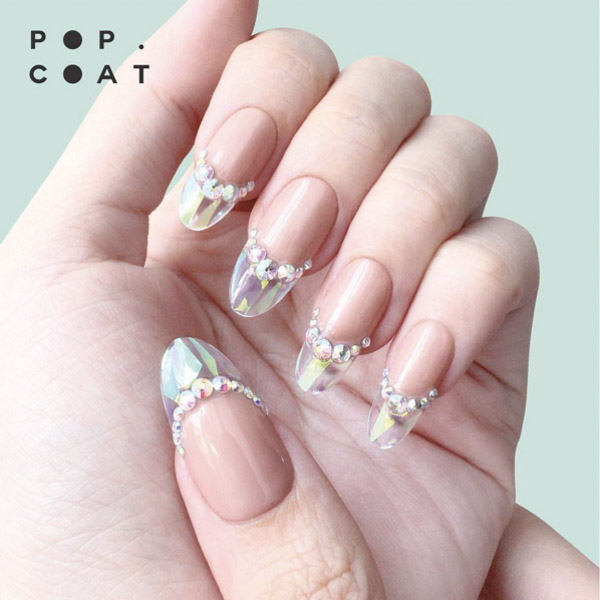 Bridal Nail Designs Art Wedding Nails Manicure 1