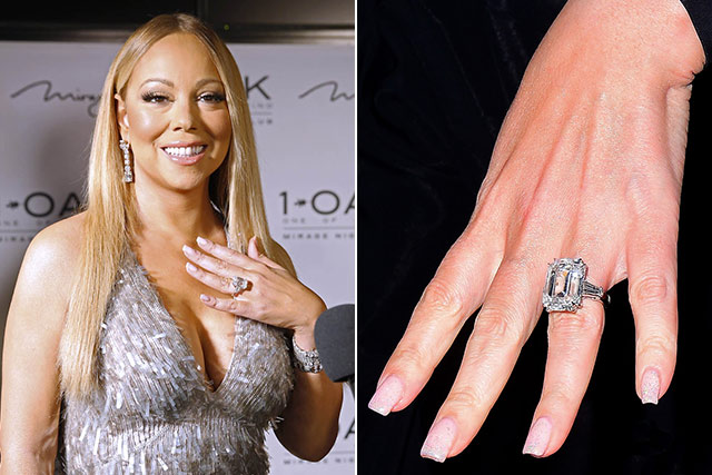 16 Of The Most Memorable Celebrity Engagement Rings In 2016 Asia