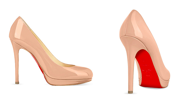 imitation christian louboutin shoes - Christian Louboutin: Nude Shoes for Every Bride - Asia Wedding Network