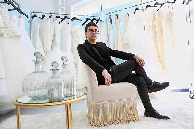 Christian Siriano Launches New Bridal Line Asia Wedding