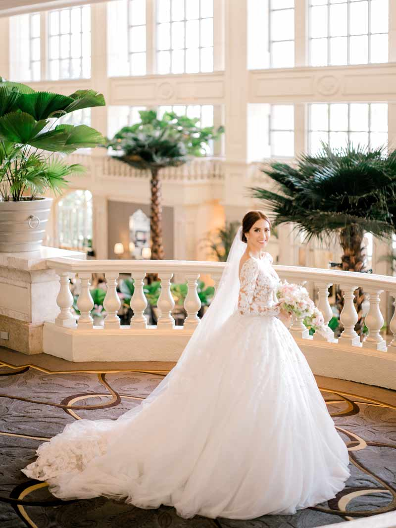 Designer Bridal Room HK Review This Gorgeous Bride Takes Us On Her