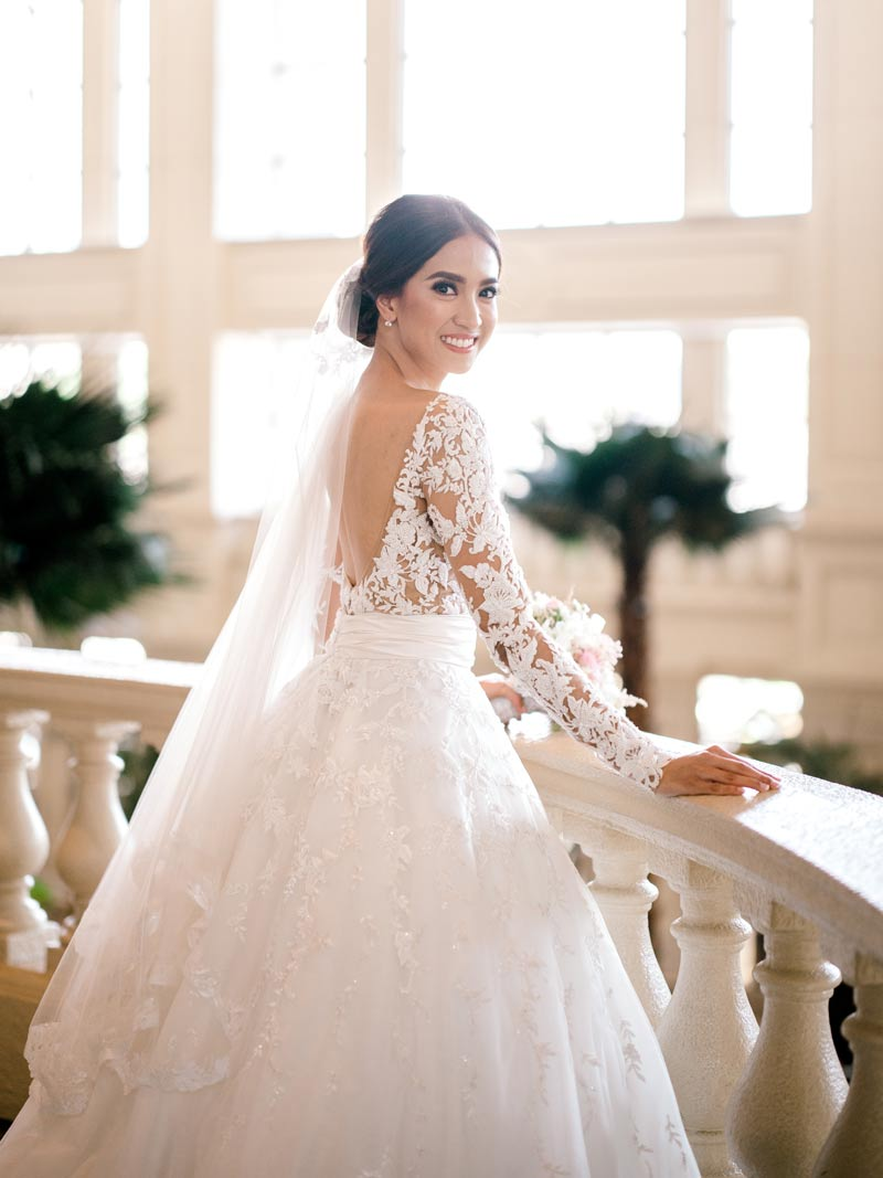 Designer Bridal Room HK Review: This Gorgeous Bride Takes Us On Her ...