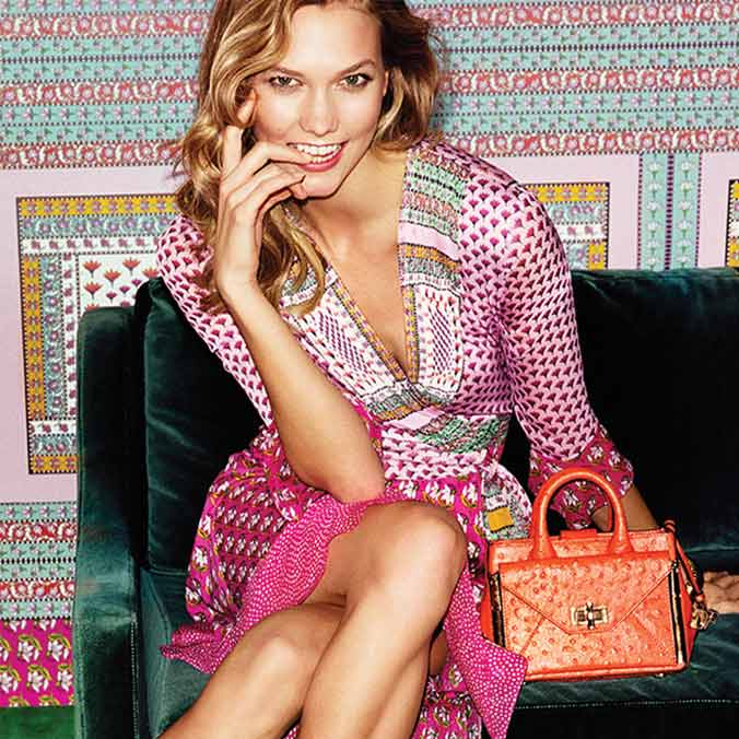 Perfect Honeymoon Attire: DVF Spring '16 Collection