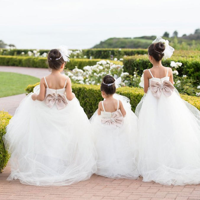 12 Adorable Flower Girl Dress Ideas You'll Fall in Love With