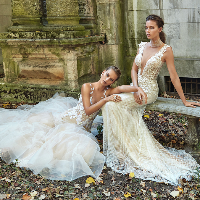 Galia Lahav Unveils the New Le Secret Royal Part II Bridal Collection for Fall 2017