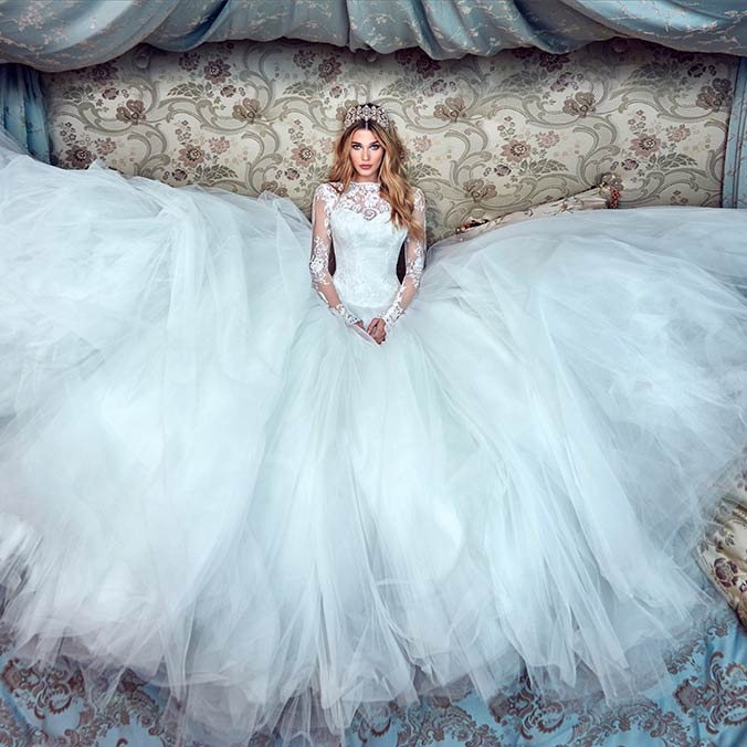How to Feel Like a Queen in Galia Lahav's 'Le Secret Royal' Couture Wedding Dress Collection