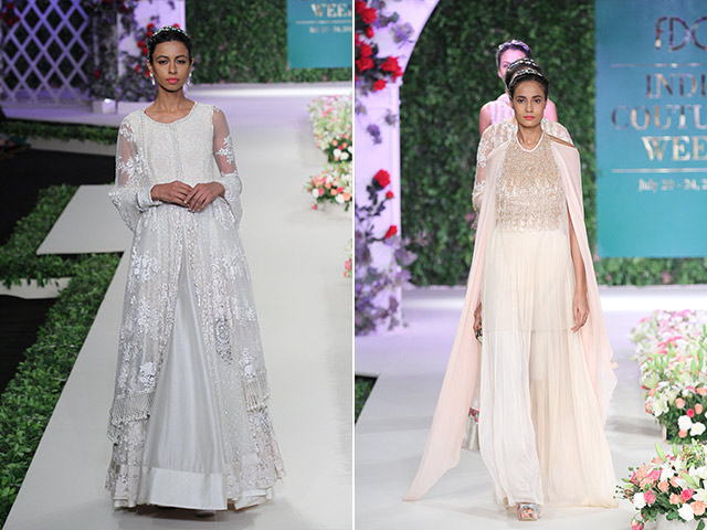India Couture Week Bridal Collection Gowns By Varun Bahl 2