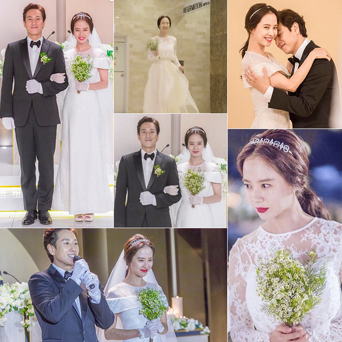 kdrama wedding dresses 10 gorgeous korean wedding looks