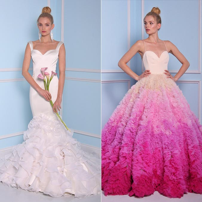 Christian Siriano Launches New Bridal Line