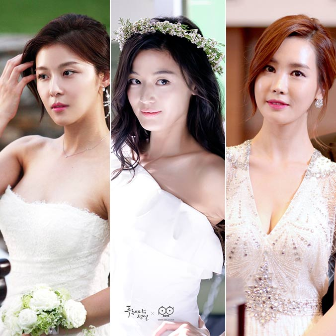 K-Drama Wedding Dresses: 10 Gorgeous Korean Wedding Looks That are Just Stunning