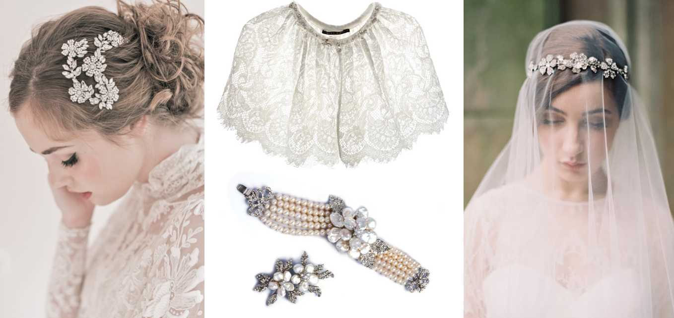 Which bridal accessories go with which type of wedding for Where to buy wedding accessories