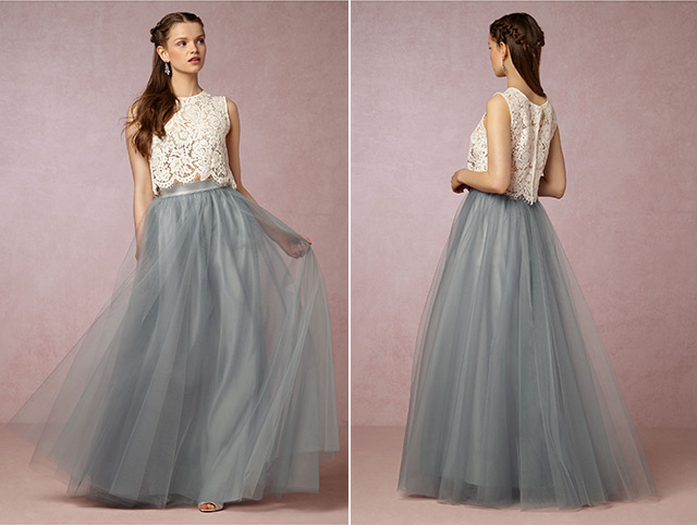 Non Traditional Bridesmaid Dresses 3