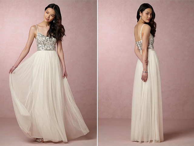 Non Traditional Bridesmaid Dresses 8