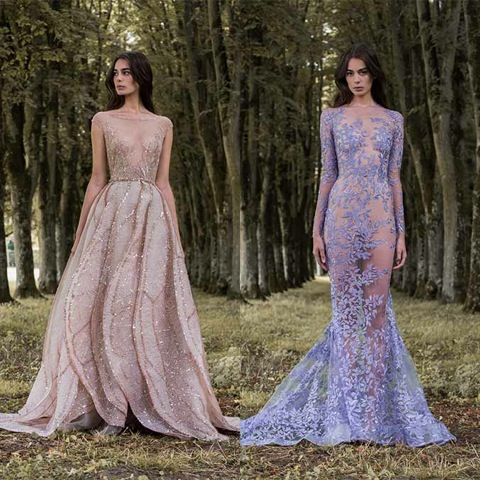 14 Evening Wear Looks to Choose from Paolo Sebastian's Gilded Wings Collection