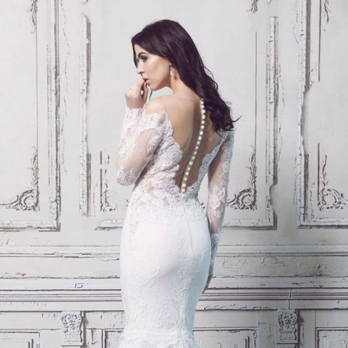 Celebrity Fashion Designers Launch the 3rd Philip Armstrong Bridal Collection