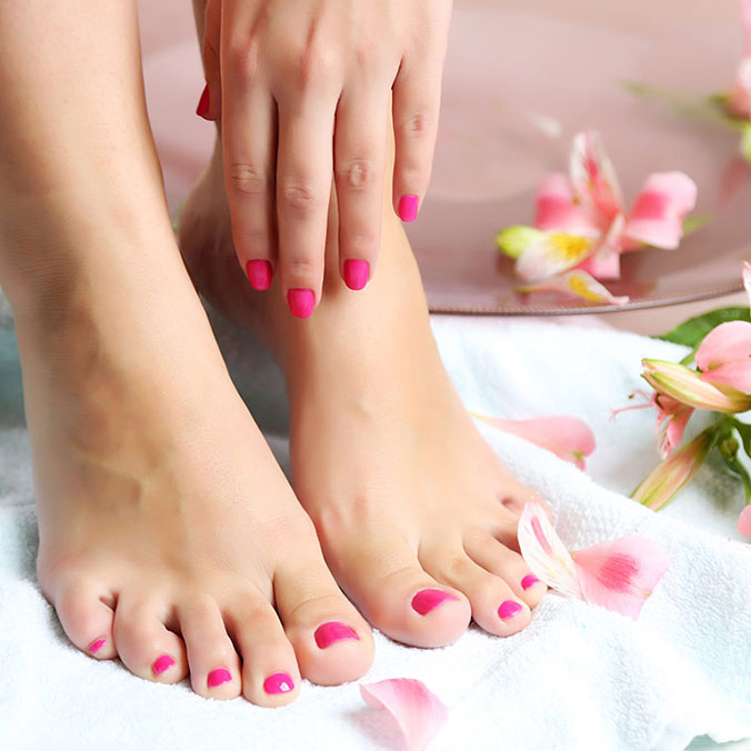 6 Pre-Bridal Foot Care Tips From a Celebrity Pedicurist