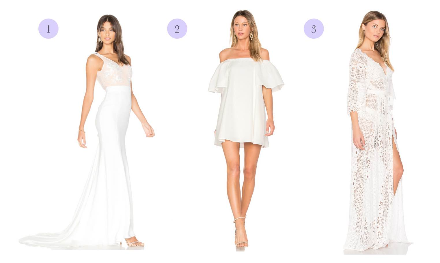Bride Bridesmaid Wedding Guest Here S 9 Looks To Shop From Revolve Asia Wedding Network You won't go wrong with something from chanel. asia wedding network