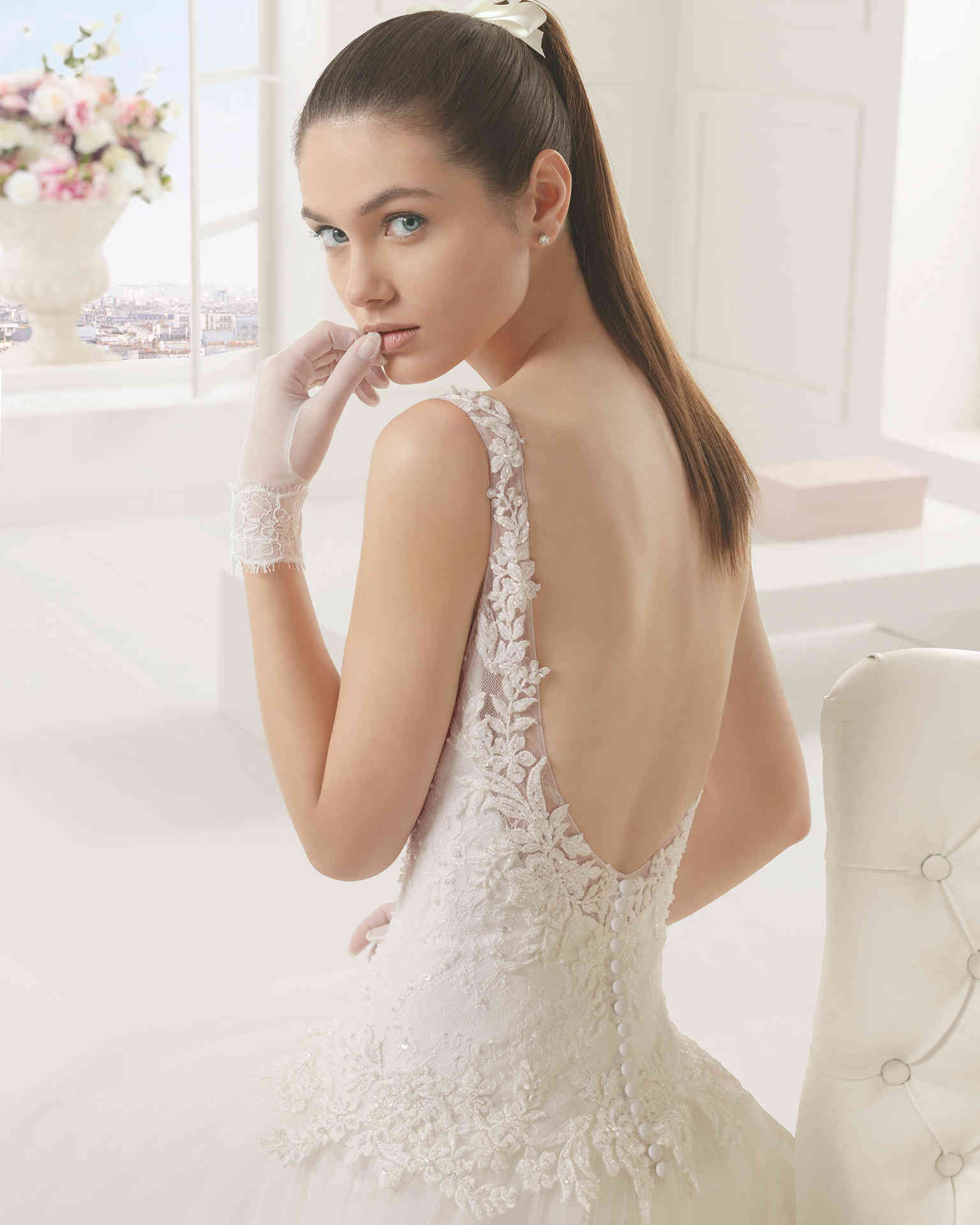 7 Questions with Spanish Luxury Bridal Designer, Rosa Clará - Asia ...