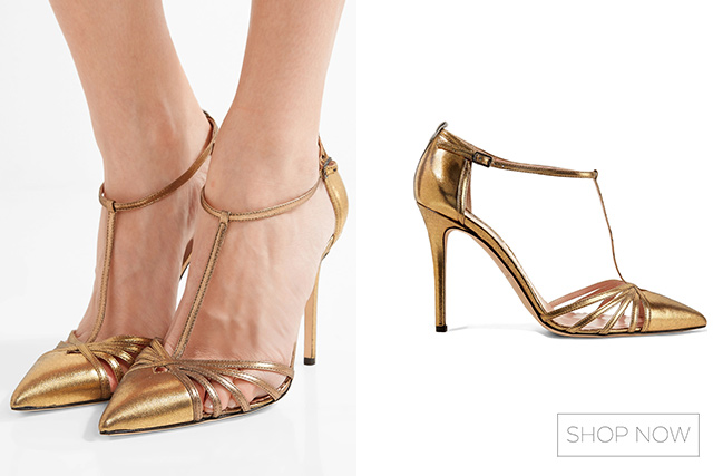 Sarah Jessica Parker Party Shoes Collection With Net A Porter Wedding 13