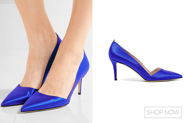 Sarah Jessica Parker Party Shoes Collection With Net A Porter Wedding 19