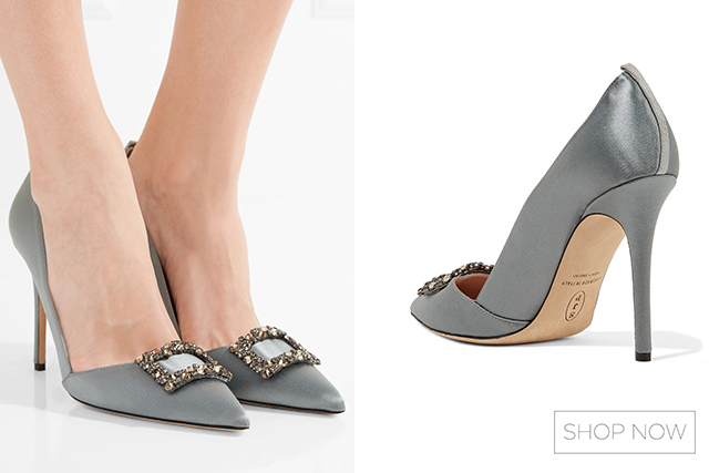 Sarah Jessica Parker Party Shoes Collection With Net A Porter Wedding 4