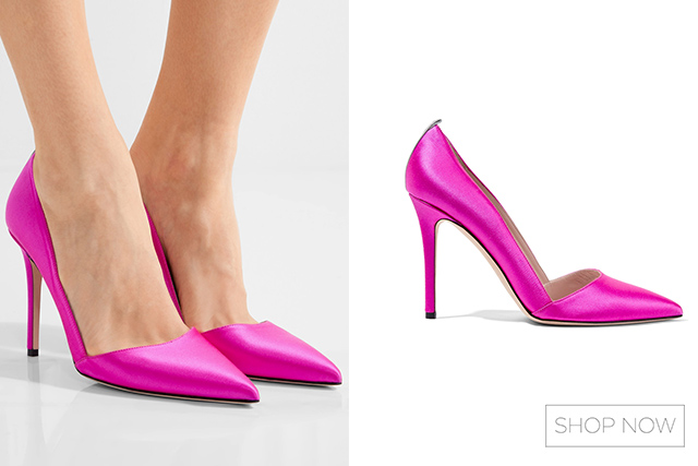Sarah Jessica Parker Party Shoes Collection With Net A Porter Wedding 43