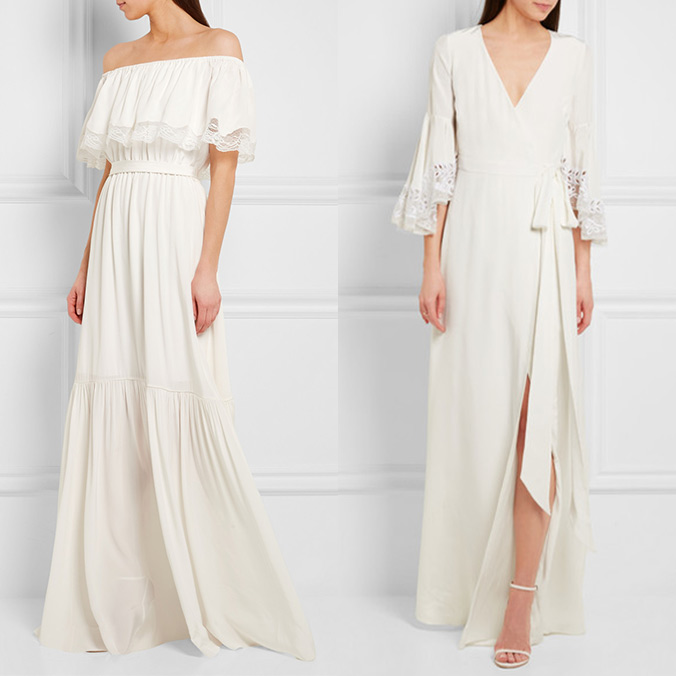 Why The Temperley London Bridal Collection is Perfect for the Boho Bride