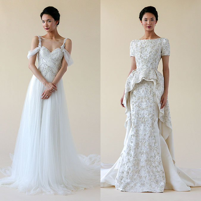An Exclusive Look at the First St. Regis x Marchesa Bridal Capsule Collection in Asia