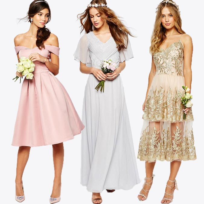 7 Trending Bridesmaids Dress Styles to Choose From