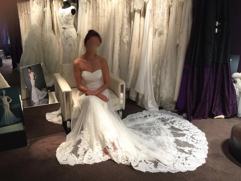 used lasposa discount dress