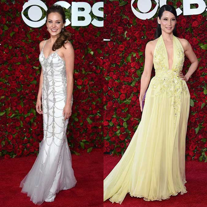 11 Breathtaking Wedding Gown Inspirations Seen at the 2016 Tony Awards
