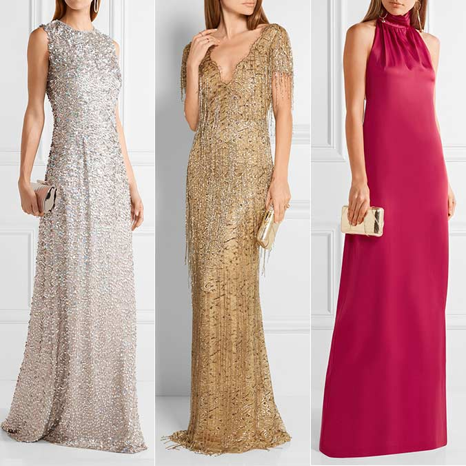 6 Wedding Guest Outfits for a Black Tie Wedding