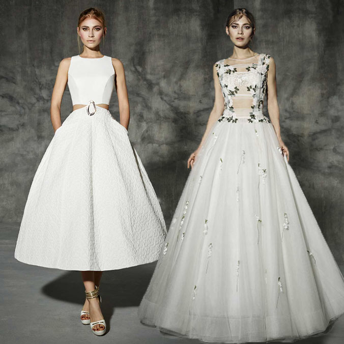 Exclusive Interview: Yolanda and Cristina of YolanCris Talk to Us About the Cut-out Wedding Dress Trend, Dressing Asian Celebrities, & More!