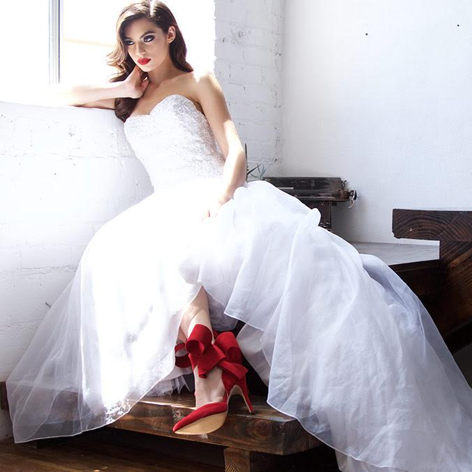 8 Ways You Know You've Found the Perfect Pair of Wedding Shoes