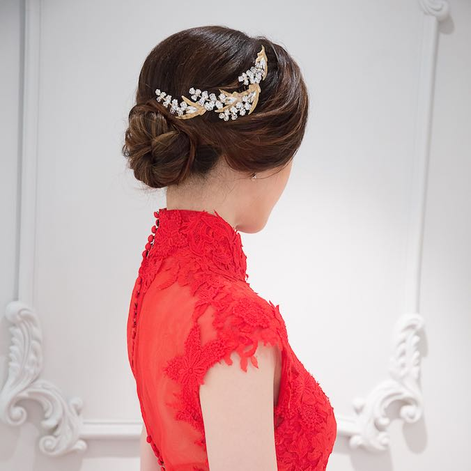 6 Makeup and Hair Styles for Your Big Day - Styling Notes From the Lane's Bridal Styling Workshop