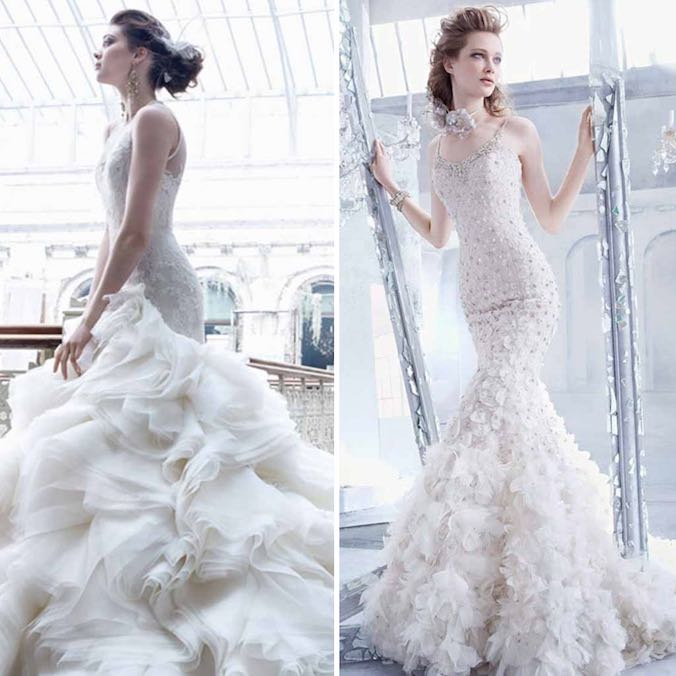 Loving Lazaro Wedding Dresses: A Truly Perfect Mix of Timeless Romance & Diva Glam